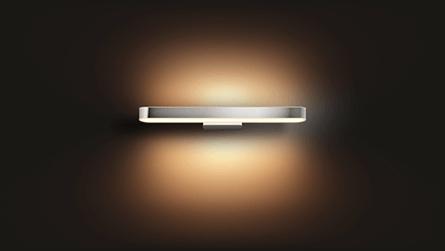 Badkamer Wandlamp Chroom : Philips hue adore bathroom wandlamp chroom white ambiance