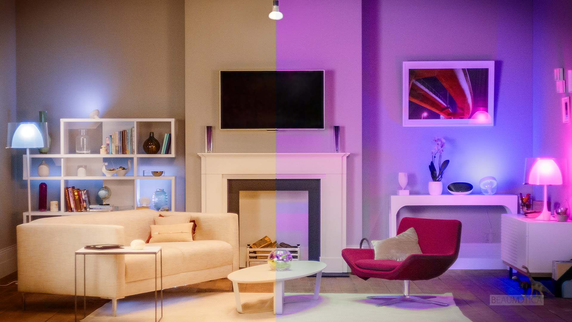 Philips Hue fittinglampen met alle kleur- en wittinten - Philips ...