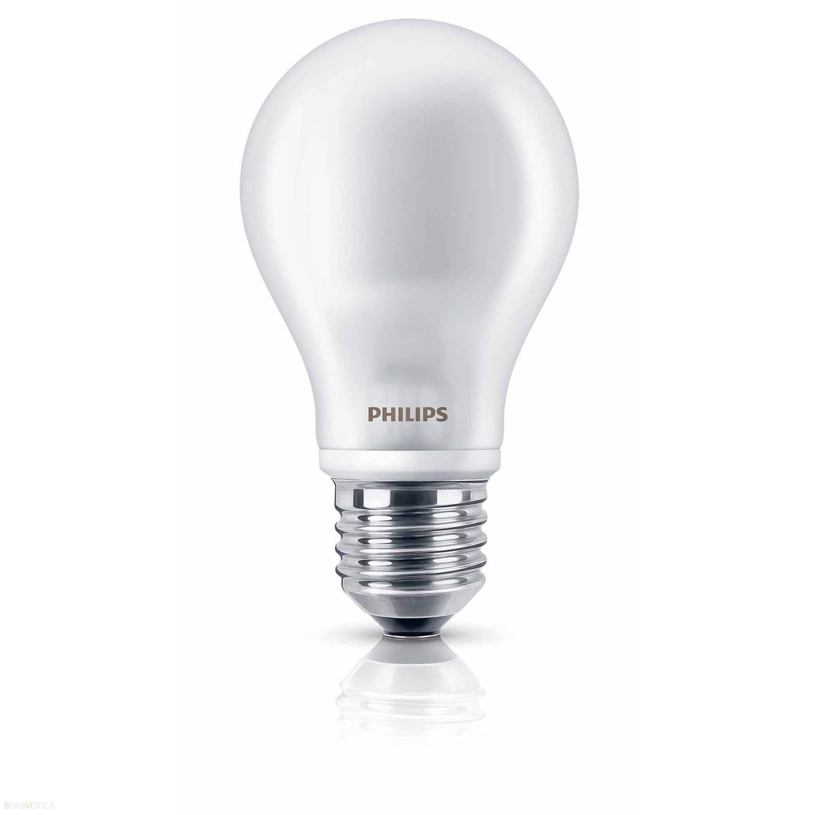 Philips led lampen e27 grote fitting philips led lampen philips led lamp classic 40w e27 parisarafo Image collections