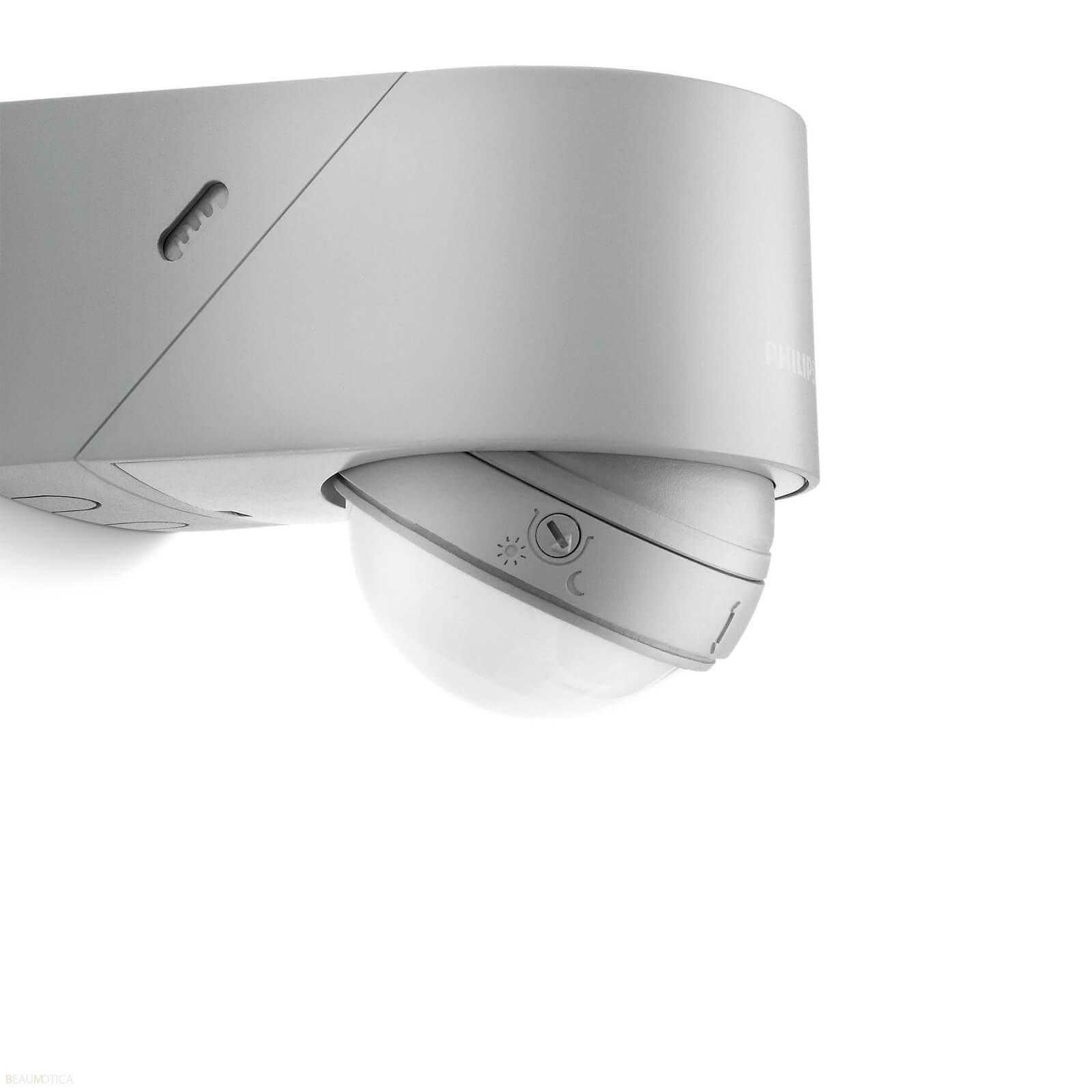 Afbeelding van Philips myGarden Bluesky Bewegingssensor Grijs (PIR detector)