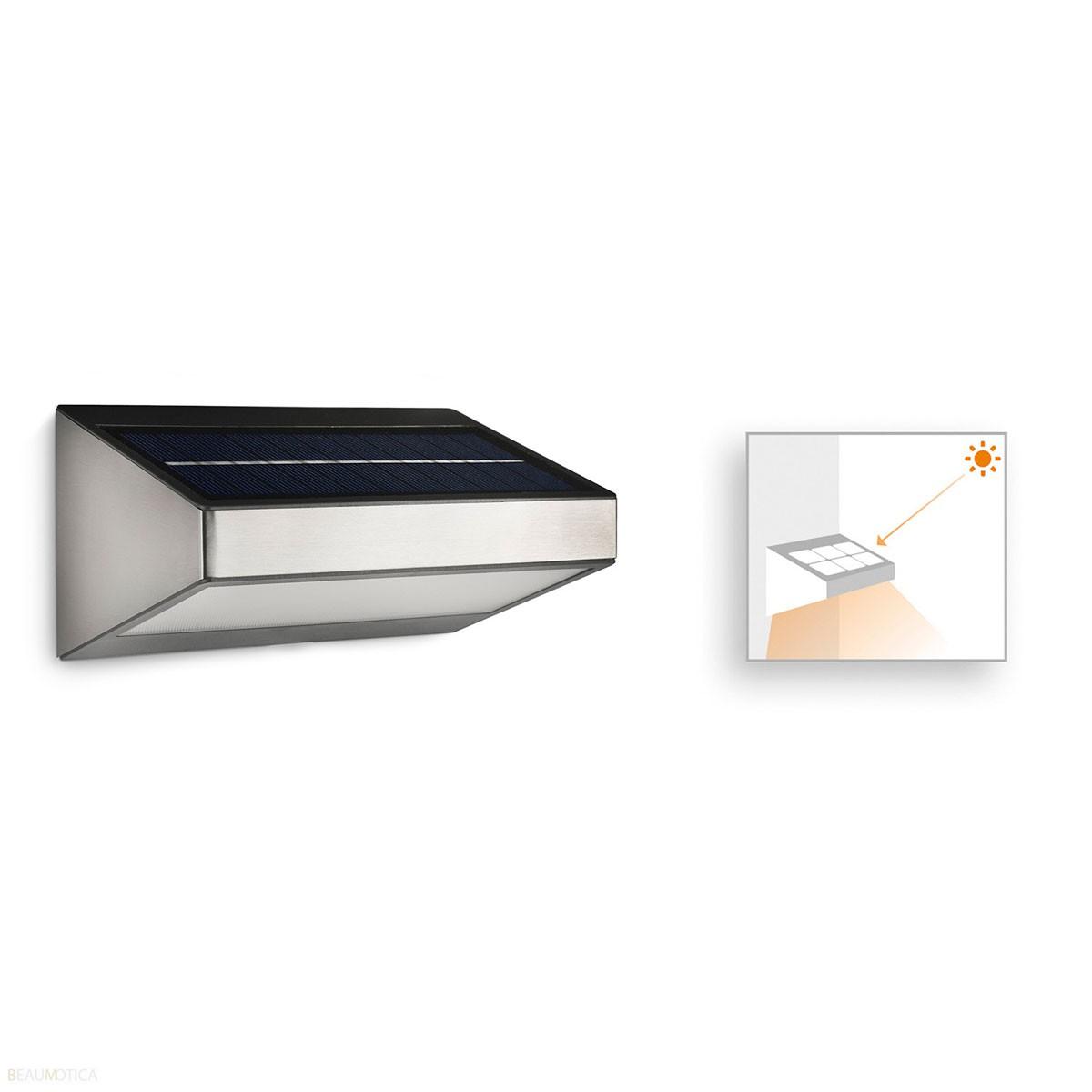 Solar Verlichting Buiten. Great Rvs Draadloze Led Solar Buiten ...
