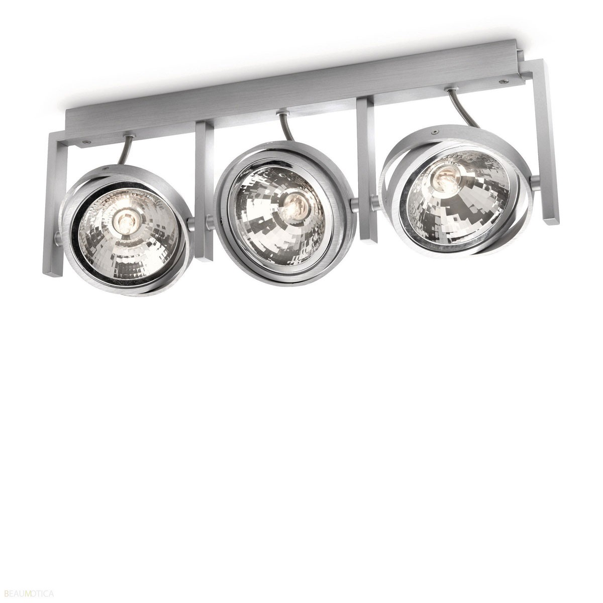 philips myliving fast spot aluminium 3 spots. Black Bedroom Furniture Sets. Home Design Ideas