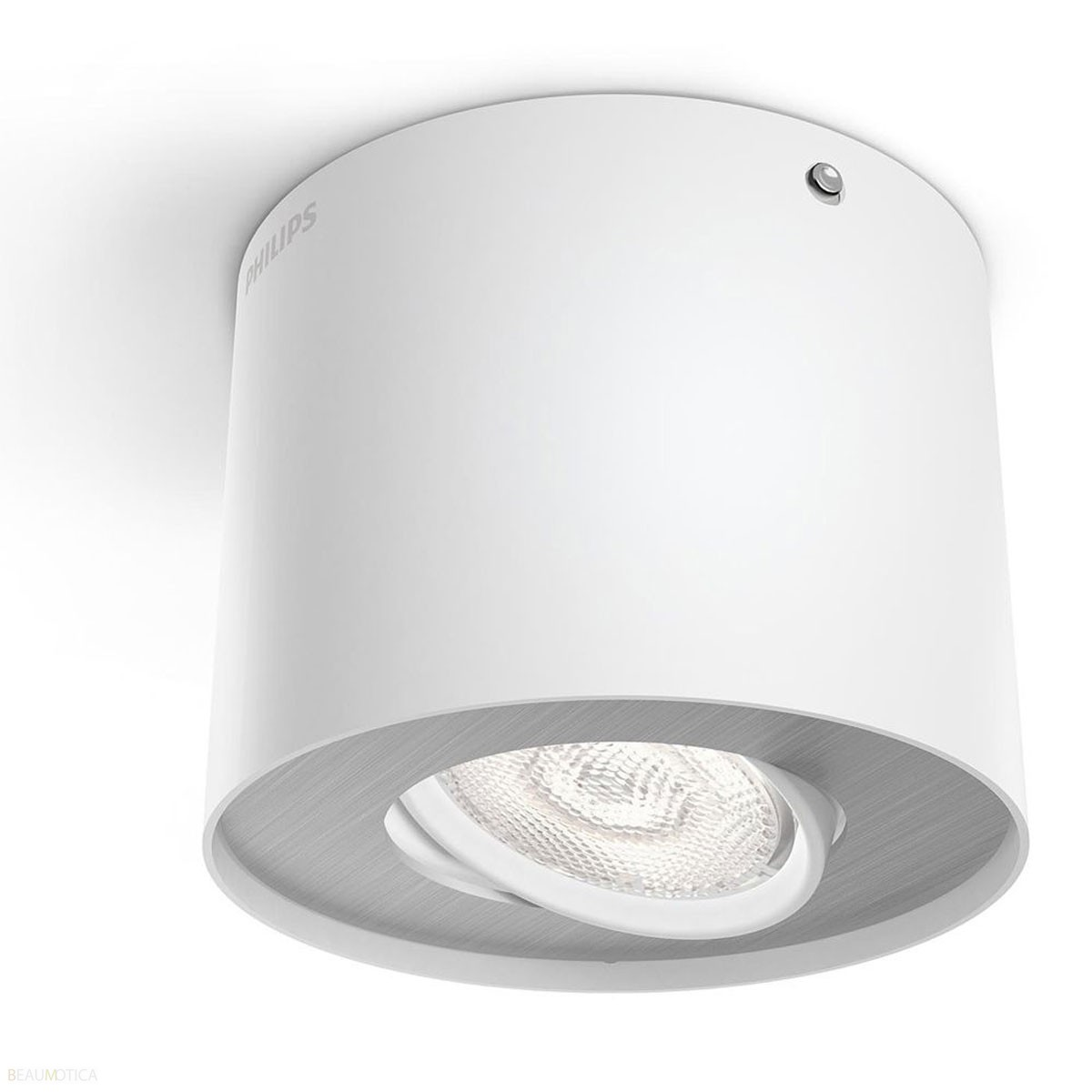 Bekend Philips myLiving Phase plafondspot (wit, 1 spot) AC17