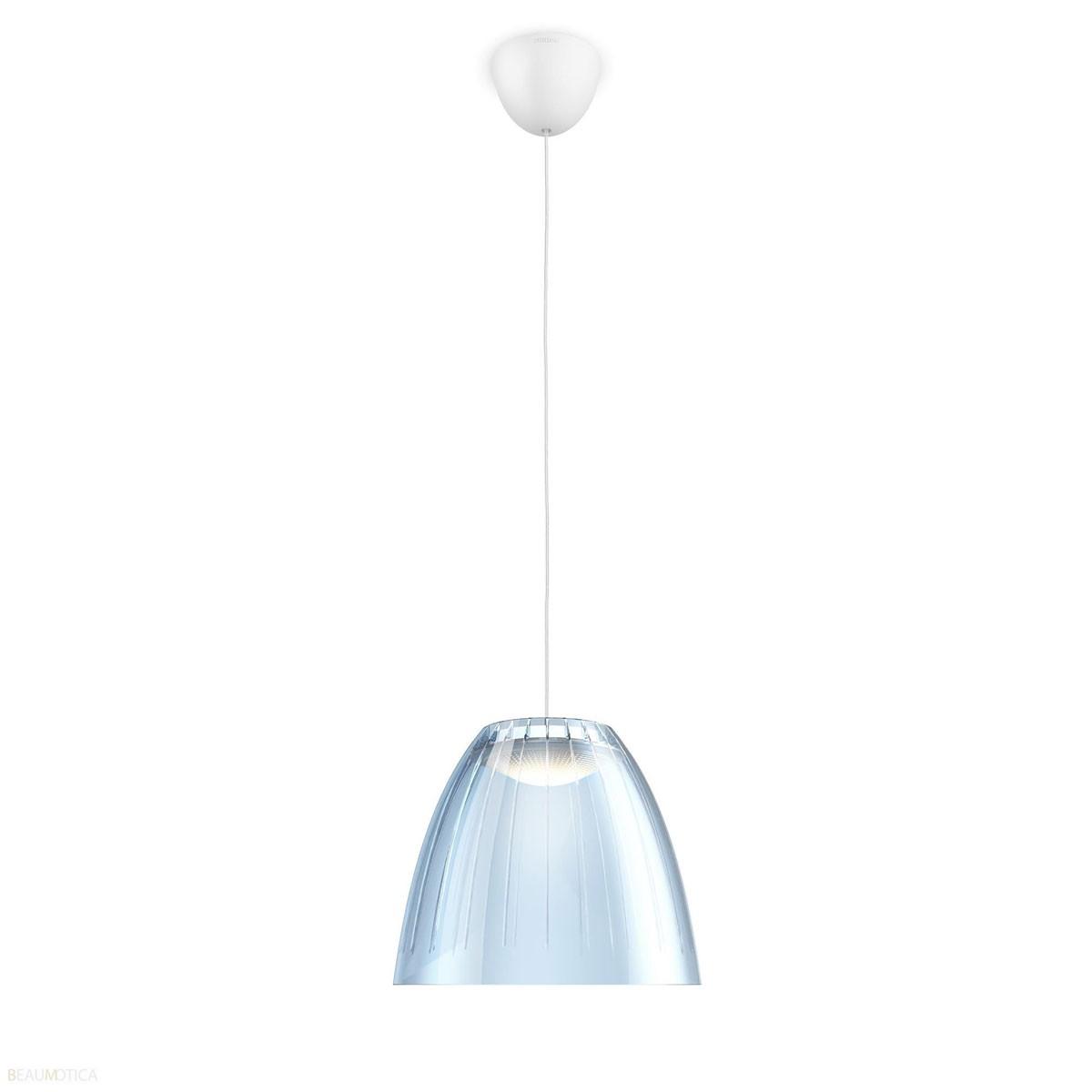 Philips myLiving Tenuto Hanglamp Blauw