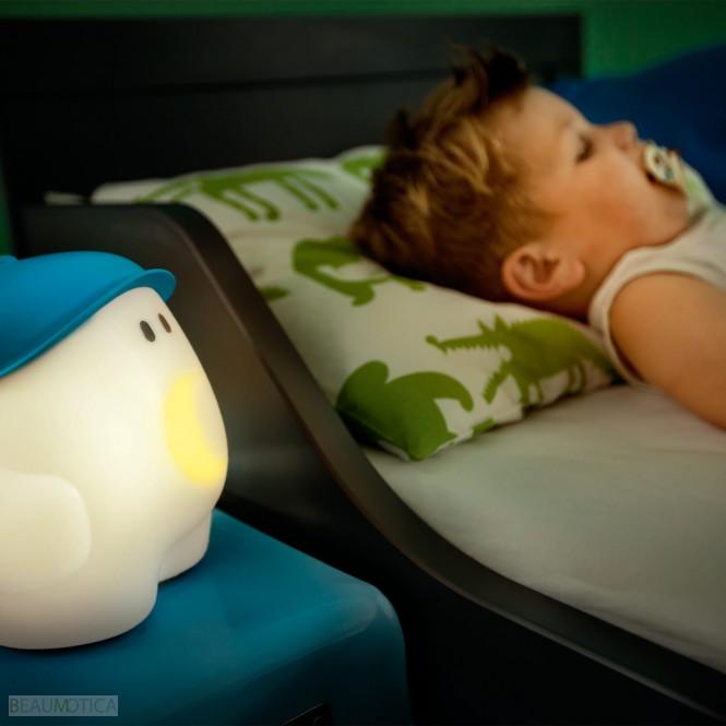 Philips myBuddy Tafellamp Blauw