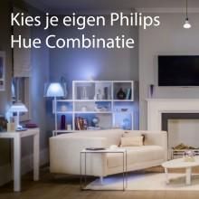 Kies je eigen Philips Hue combinatie
