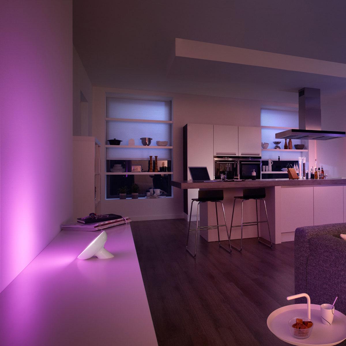 philips hue bloom white losse lamp. Black Bedroom Furniture Sets. Home Design Ideas
