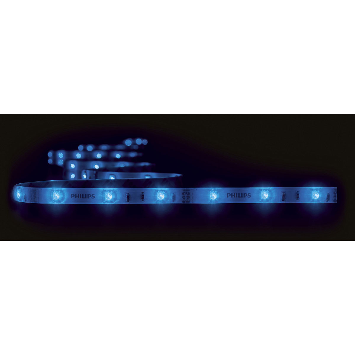 philips hue lightstrips starterset 2 strips met bridge. Black Bedroom Furniture Sets. Home Design Ideas