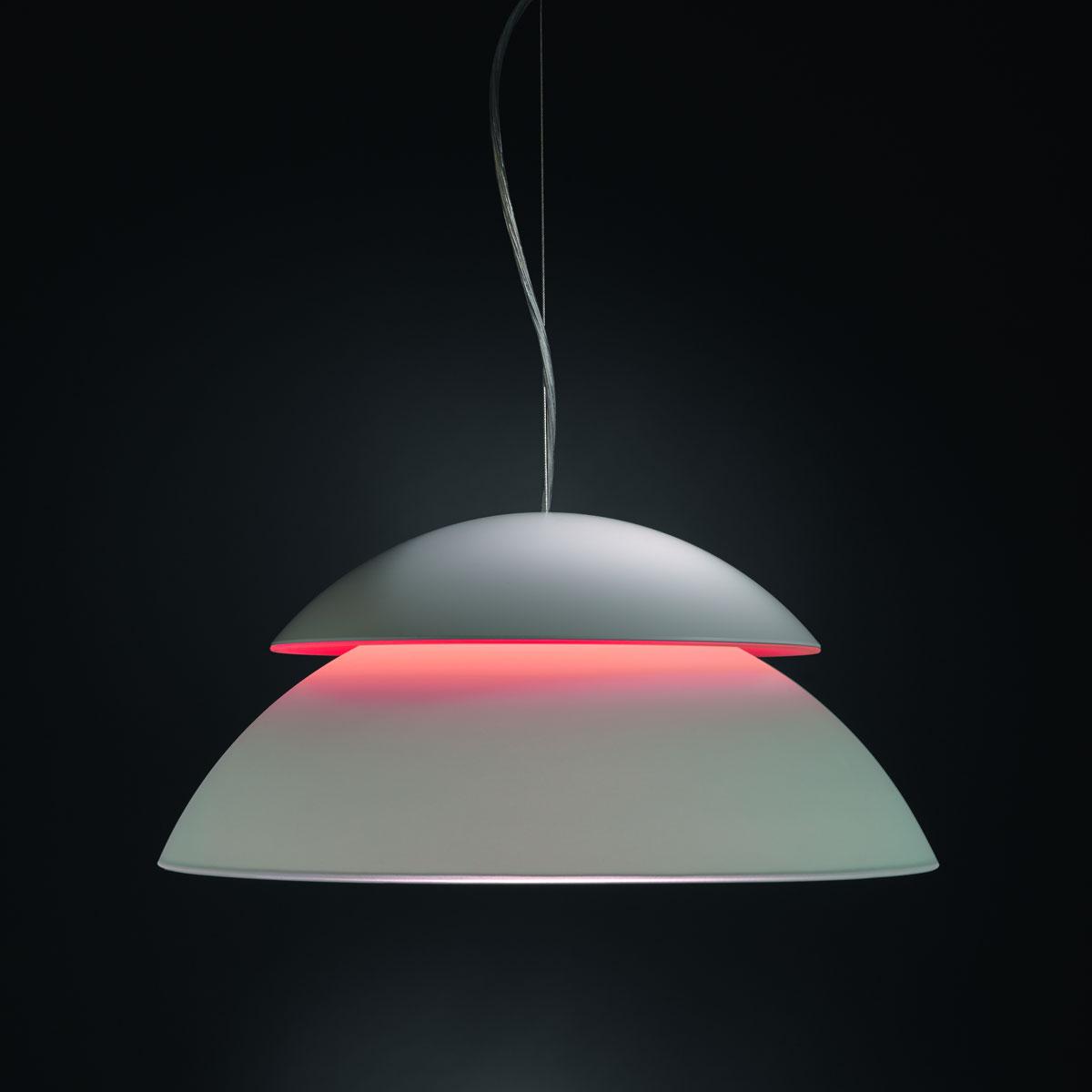 philips hue beyond hanglamp wit. Black Bedroom Furniture Sets. Home Design Ideas