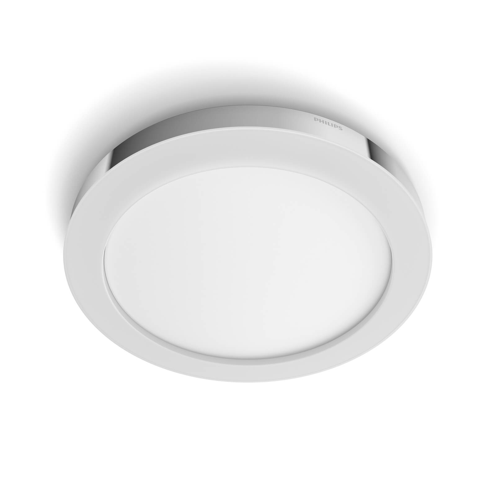 Philips Hue Adore Bathroom Plafondlamp Chroom White Ambiance
