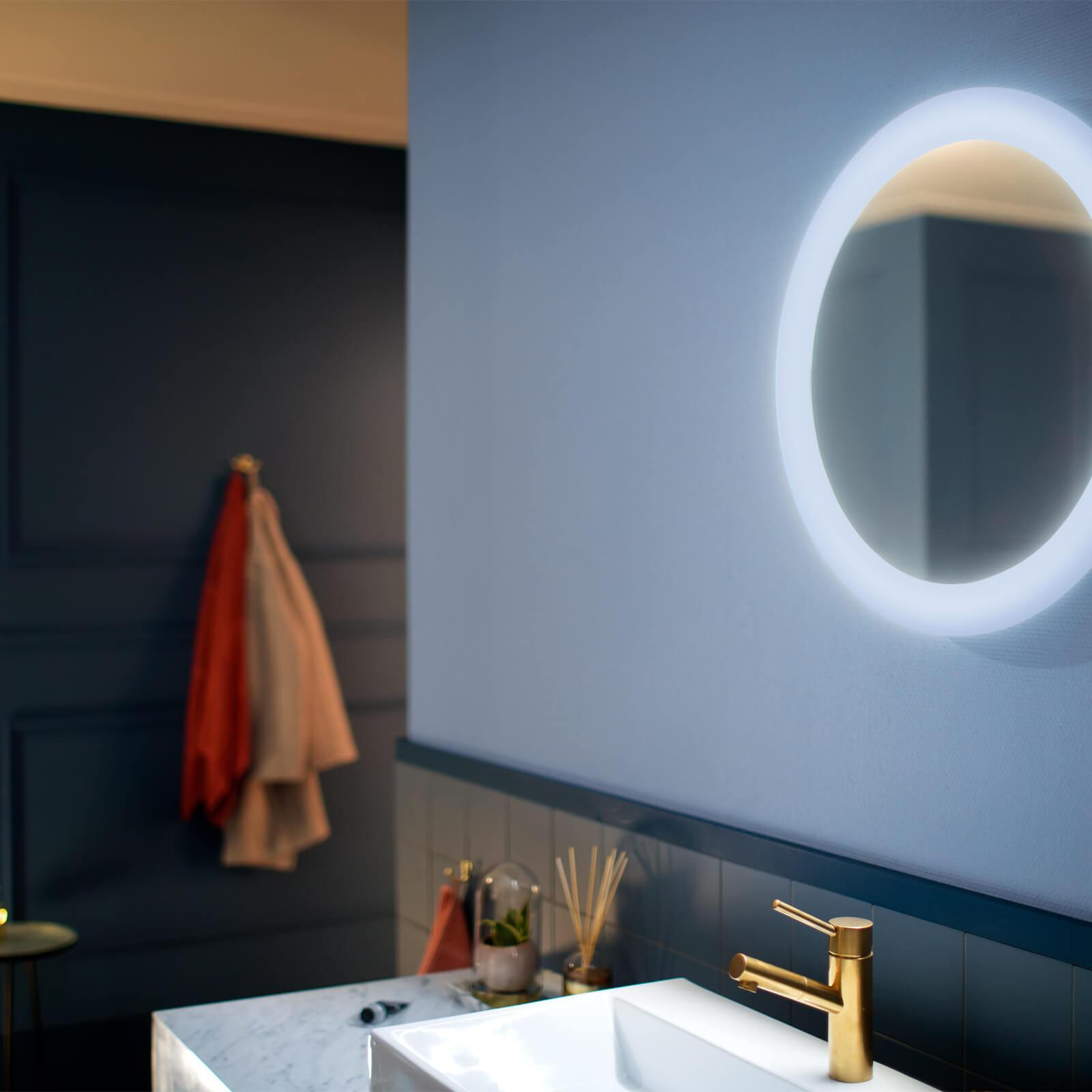 Philips Hue Adore Bathroom Spiegel White Ambiance