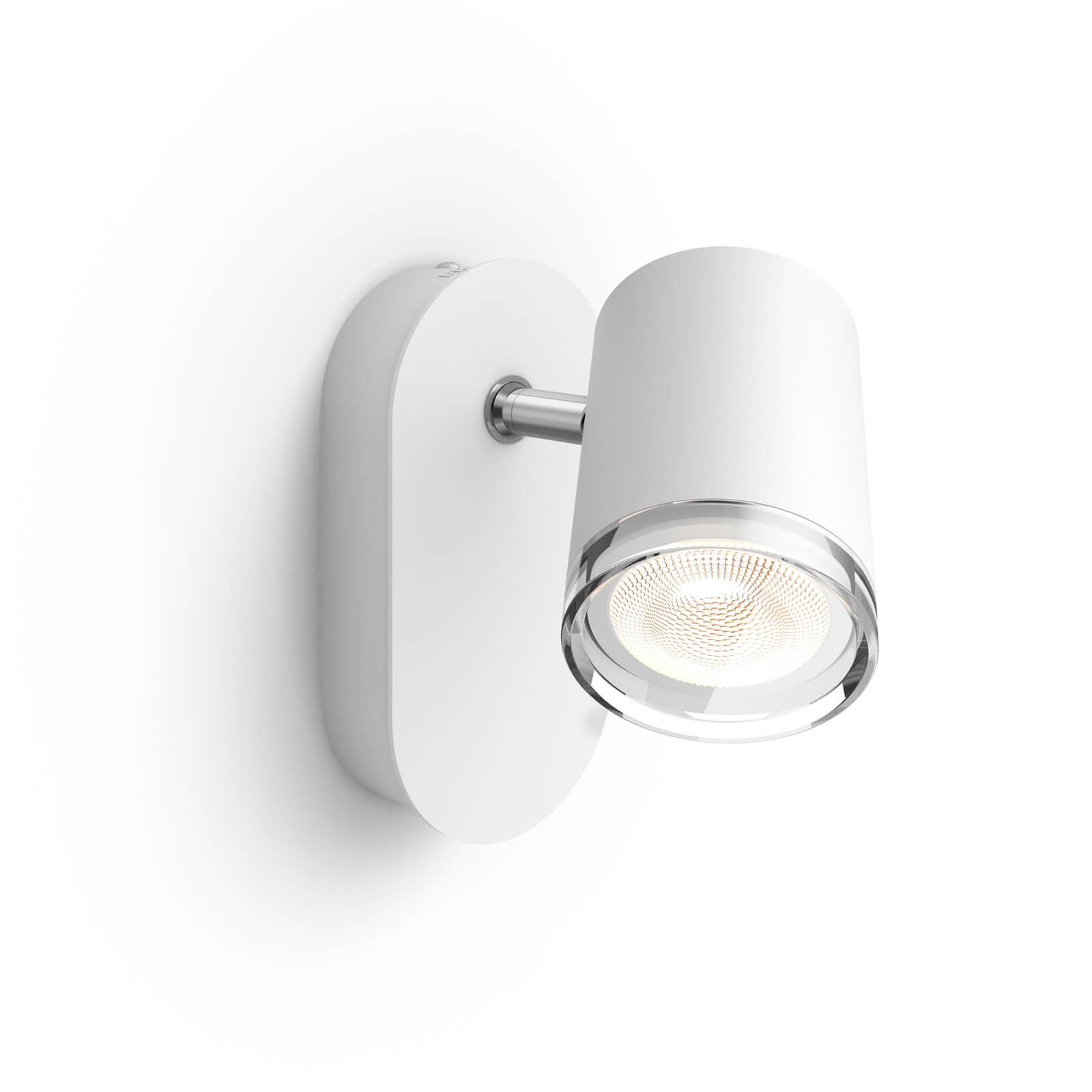 philips hue adore bathroom spot wit 1 spot white ambiance. Black Bedroom Furniture Sets. Home Design Ideas