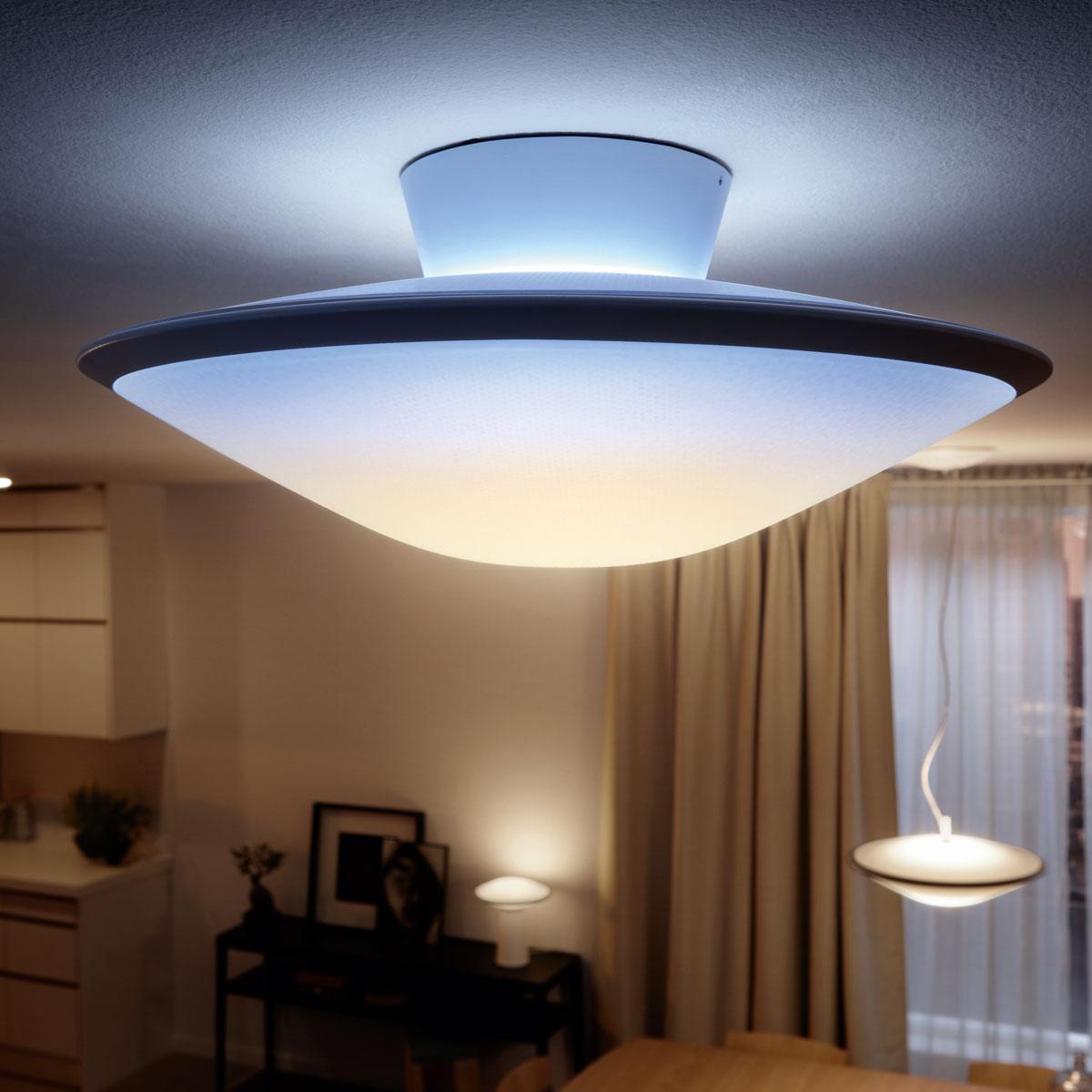 philips hue phoenix plafondlamp. Black Bedroom Furniture Sets. Home Design Ideas