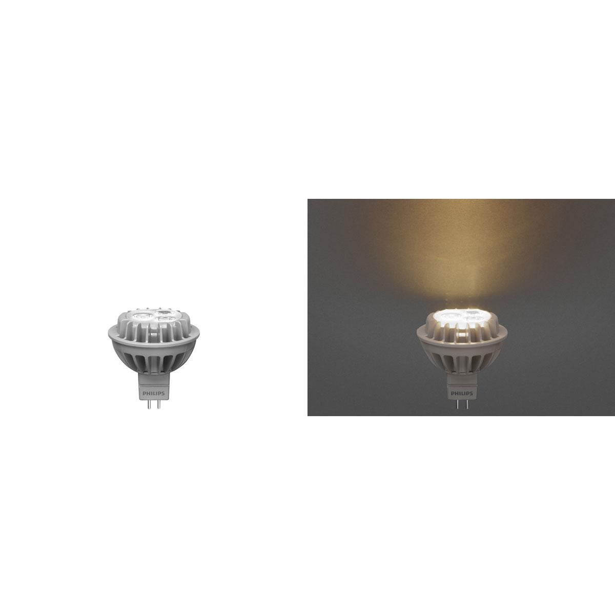 philips led lamp spot 30w gu5 3 dimbaar. Black Bedroom Furniture Sets. Home Design Ideas