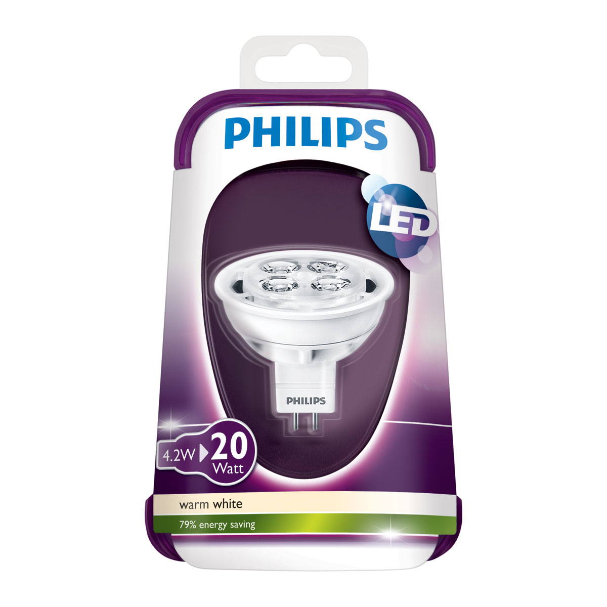 philips led lamp spot 20w gu5 3. Black Bedroom Furniture Sets. Home Design Ideas