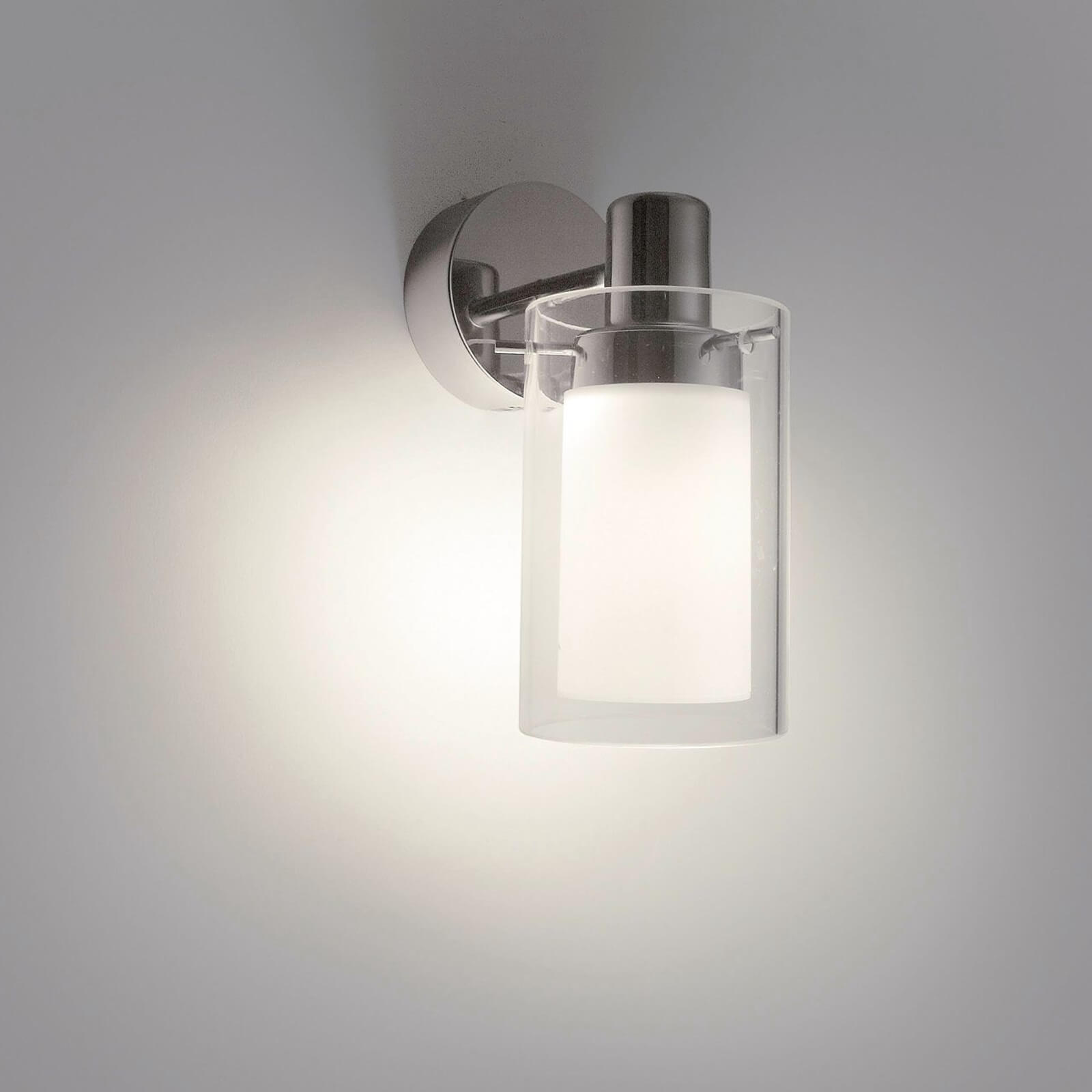 philips mybathroom care wandlamp chroom 1 lamp. Black Bedroom Furniture Sets. Home Design Ideas