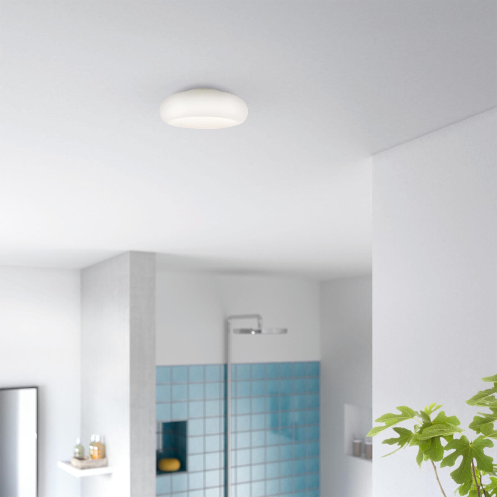 philips mybathroom mist plafondlamp wit 32cm. Black Bedroom Furniture Sets. Home Design Ideas