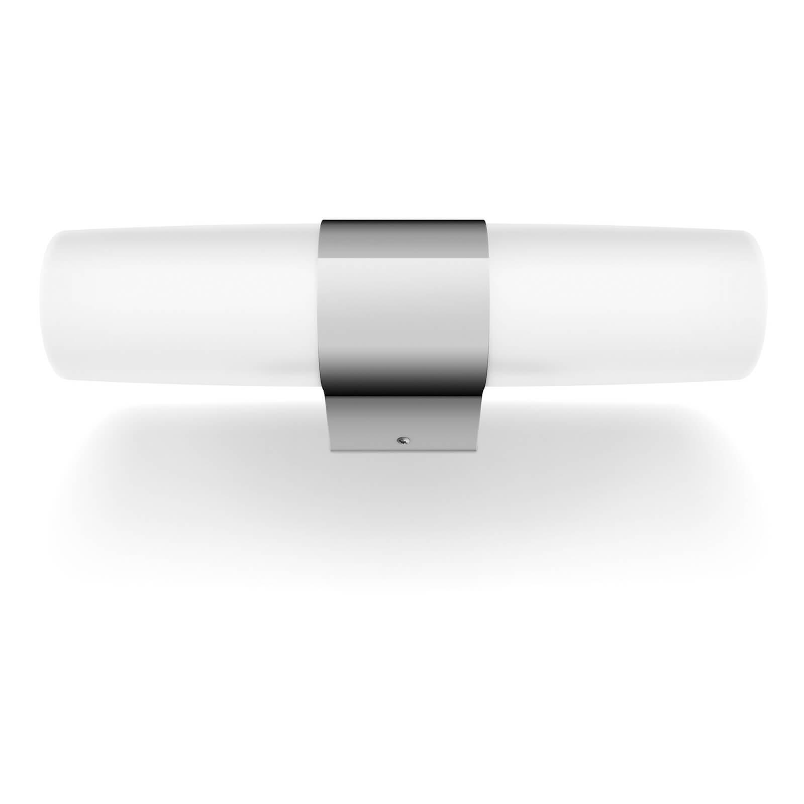 philips mybathroom skin wandlamp chroom 28cm. Black Bedroom Furniture Sets. Home Design Ideas