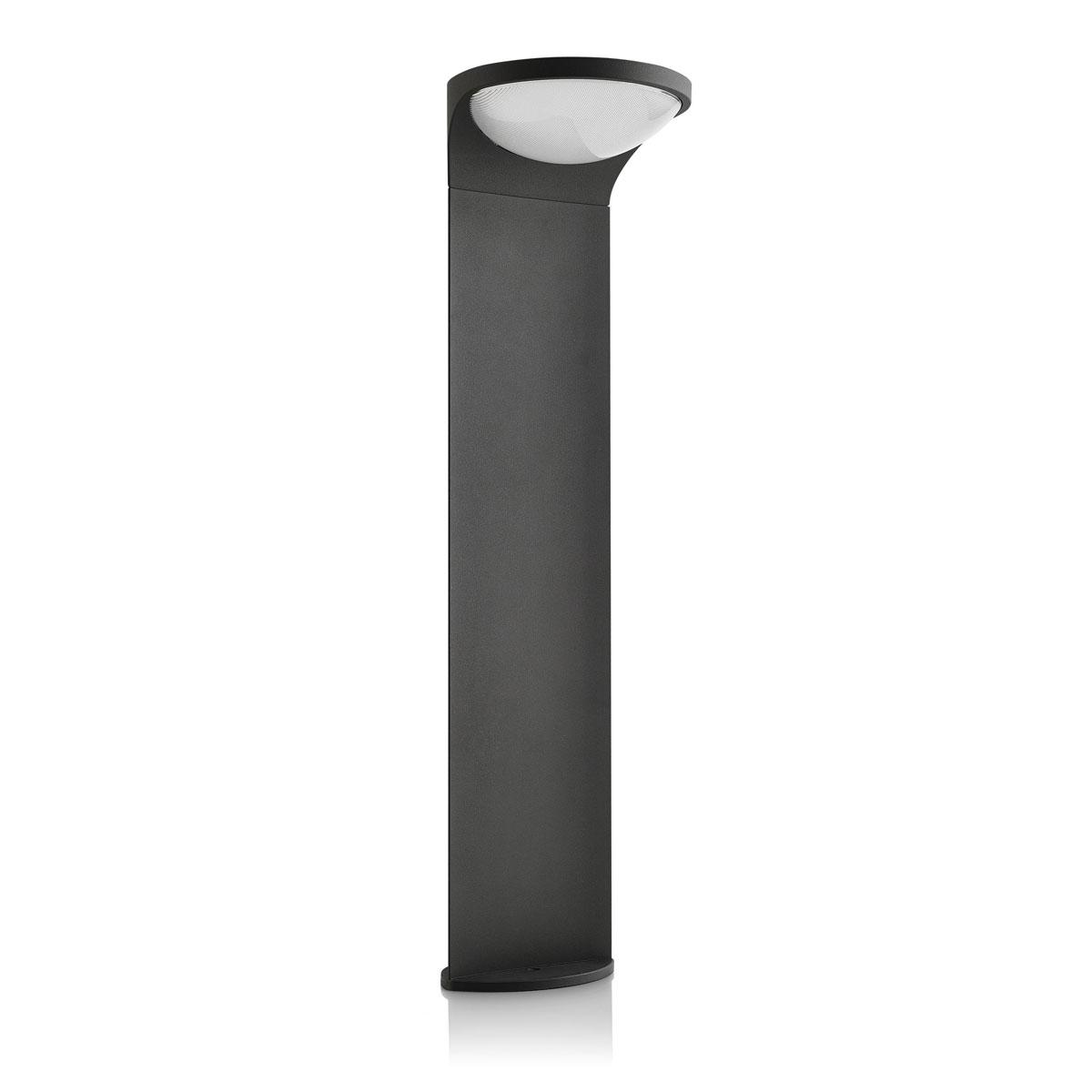 philips mygarden dusk sokkel antraciet zonne energie. Black Bedroom Furniture Sets. Home Design Ideas