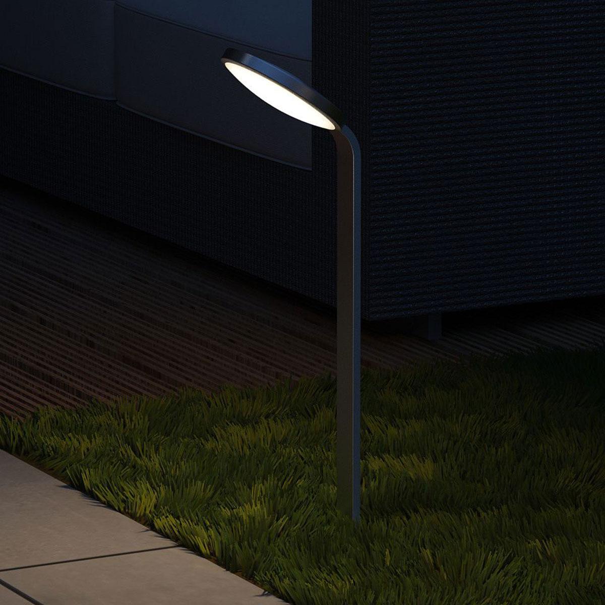 Philips mygarden moon sokkel rvs zonne energie - Philips my garden ...