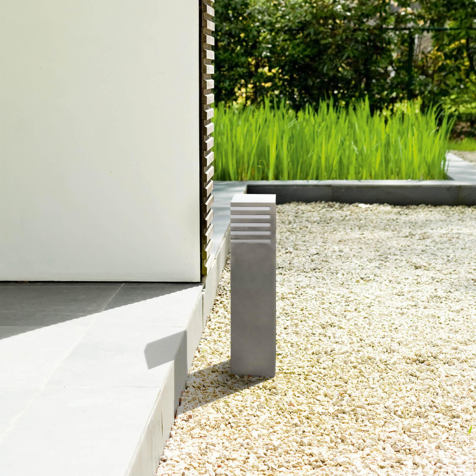 philips mygarden veranda sokkel rvs 40cm. Black Bedroom Furniture Sets. Home Design Ideas